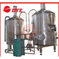 Quality 30000 Liter Stainless Steel Hot Water Tank Commercial 200Kg - 2000Kg wholesale