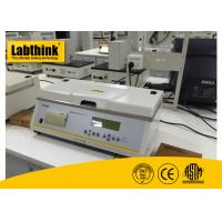Quality LCD Display Friction Testing Machine , Digital Coefficient Of Friction Tester wholesale
