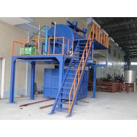 Quality 15KW Foam Recycling Machinery / Waste Sponge Recycling Machine with Steam wholesale