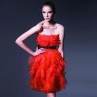Quality Chiffon Cocktail Dress, Available in Various Sizes wholesale