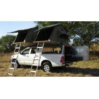 Quality Anti UV 4x4 Camping Tents , Rooftop Pop Up Camper Tent With 2.3m Ladder wholesale