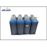 Cheap One Liter Dye Sublimation Ink High Resolution For Epson / Roland DX5 DX6 DX7 for sale