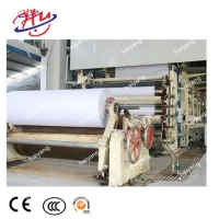 China Jumbo Roll Culture Paper Making Machine Paper Bowl Forming Machine on sale