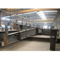 Quality Steel Structure Office Building Earthquake Resistance With 8.8S Bolts, Steel Structure House wholesale