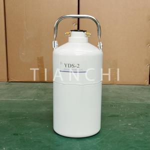 China Tianchi liquid nitrogen gas cylinder companies on sale