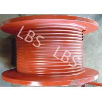 Quality Rig Drawworks Carbon Steel Lebus Grooved Drum Steel Wire Rope wholesale