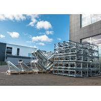 Siemens Inverter FC Mast Climbing Work Max 32.2m Length Platforms for Material Loading