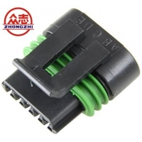 China 5 Pins 12162825 Automotive Wire Connectors Suits High Energy Ignition Coil on sale