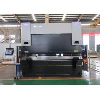 Buy cheap 6-Axis Hydraulic CNC Press Brake 200 Ton 3100mm for CNC Backgauge X R Z1 Z2-axis from wholesalers