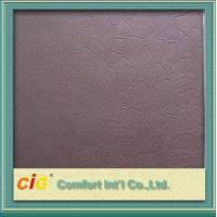 Quality OEM Multi Color High Abrasion PVC Artificial Leather For Funiture Upholstery wholesale