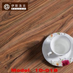 Cheap Italian Restoring Ancient/Interlock/Environmental Protection/Wood Grain PVC Floor(9-10mm) for sale