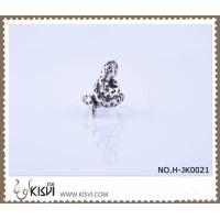 Quality 2012 new fashion jewelry 316l stainless steel ring H-JK0021 with low MOQ wholesale