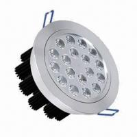 Quality Graphite heat sink LED downlight, excellent heat dissipation with low weight wholesale