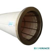 Quality Baghouse Fabric Dust Collection Filter Bags With Polyester And PTFE Membrance wholesale