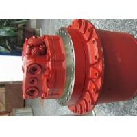 Quality Hyundai R225-9 Volvo EC210 Excavator Final Drive Motors With Gearbox TM40VC-05 Red Color wholesale