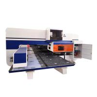 China Closed Mechanical CNC Sheet Metal Punching Machine AMD-357 With High Speed on sale