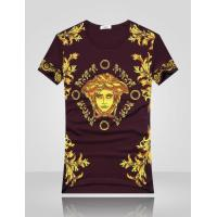 Sell Newly Cotton round-neck t-shirts short sleeves designer V-ersace fashion