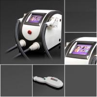 Quality Double Handle Portable Elight Acne / Hair Removal Machine , Circulating Watercooling wholesale