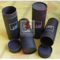 Quality Brown Cosmetic Paper Tube Packaging Recoverable Paper Cylinder Packaging wholesale