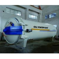 Quality Composite Autoclave with limit block and safety valve and interlock wholesale