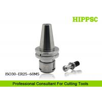 Quality Steel CNC Collet Tool Holder / High Speed Steel Cutting Tools For Engraving And Milling Machining wholesale