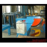 Cheap Engineering Pipe Boiler Welding Positioner Turntable With Overturning Device / Working Table for sale