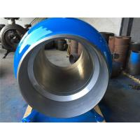 China Directly Buried Fully Welded Ball Valve Wear Resistant With Turbine Head on sale