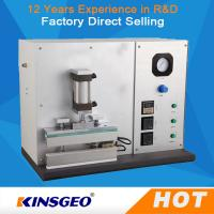 Cheap Automatic Servo Plastic Testing Machine Seal Strength Tester 0~0.8Mp Pressure for sale