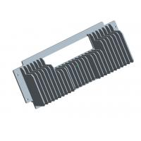 Quality Heat Insulation Extruded Aluminum Profiles For Medical Equipment Corrosion Resistance wholesale