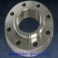 Quality UNS S32750/1.4410 class 600 RF SCH40 ASTM A182 F53 SAF 2507 Weld Neck Flanges 10 inch wholesale