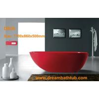 Buy cheap Resin stone bathtub product