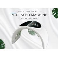 Quality PDT Red LED Light Therapy Machine / Photodynamic Beauty Treatment System wholesale