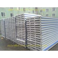 Quality Hot Dip Zinc Coated Corrugated Metal Roofing Sheets EPS Panels wholesale