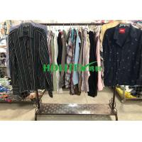 Quality Mixed Color Mens Used Clothing Cotton Material Used Mens Shirts Long Sleeves wholesale