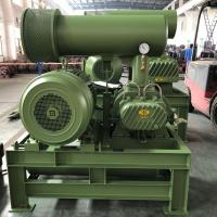 Quality 60KPA - 100KPA Roots Rotary Lobe Blower BKW6008 Water Cooling type wholesale