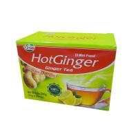 Quality Sugarless Fat Free Lemon Original Ginger Tea For Quench Your Thirst MOQ 1000 Cartons wholesale