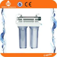 Quality UV Water Purifier System Household Water Filter 2 Stage wholesale