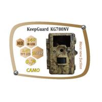 Quality 1080P HD Hunting Camera / Digital Wildlife Camera Infrared Trail Cam wholesale