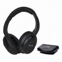 Quality Infrared Wireless Headphones for TV, with High Quality, Built-in Battery and Speakers wholesale