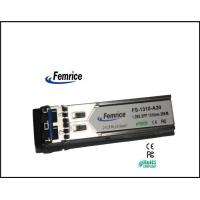 Quality 1.25Gbps FC 1310nm Single-mode Dual LC 10km SFP Module wholesale