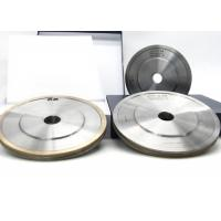 Quality Durable Metal Bond Grinding Wheels , Glass Edge Shaping Pencil Grinding Wheel wholesale