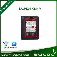 Quality Launch X431 V  100% original update online  support full range car model from USA, European and Asian. wholesale