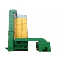 China Electric Small 12.5 Ton Paddy Dryer Machine For Wheat Maize on sale