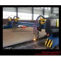 Cheap High Precision Flame CNC Cutting Machine In Steel Industry , Carbon Cutter Machinery for sale