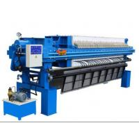 Quality Plate And Frame Hydraulic Filter Press , Automatic Filter Press Hydraulic System wholesale