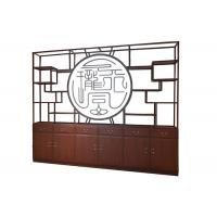 Quality Chinese Style Manager Office Furniture Antique Curio Shelves Interior Decoration wholesale