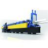 Hydraulic Cutting CZ Purlin Roll Forming Machine Quick Exchange Easy Operation