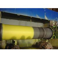China EN15655 Ductile Iron Pipe Polyurethane Lining K9 Class With Unit Length 6m 5.7m on sale