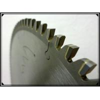 China TCT Circular Saw Blades top quality industrial use for cutting cast iron body with special teeth on sale