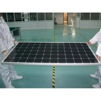 Quality M190W Monocrystalline solar panel,A grade,cheapest,high efficiency,TUV UL MCS CE CEC wholesale